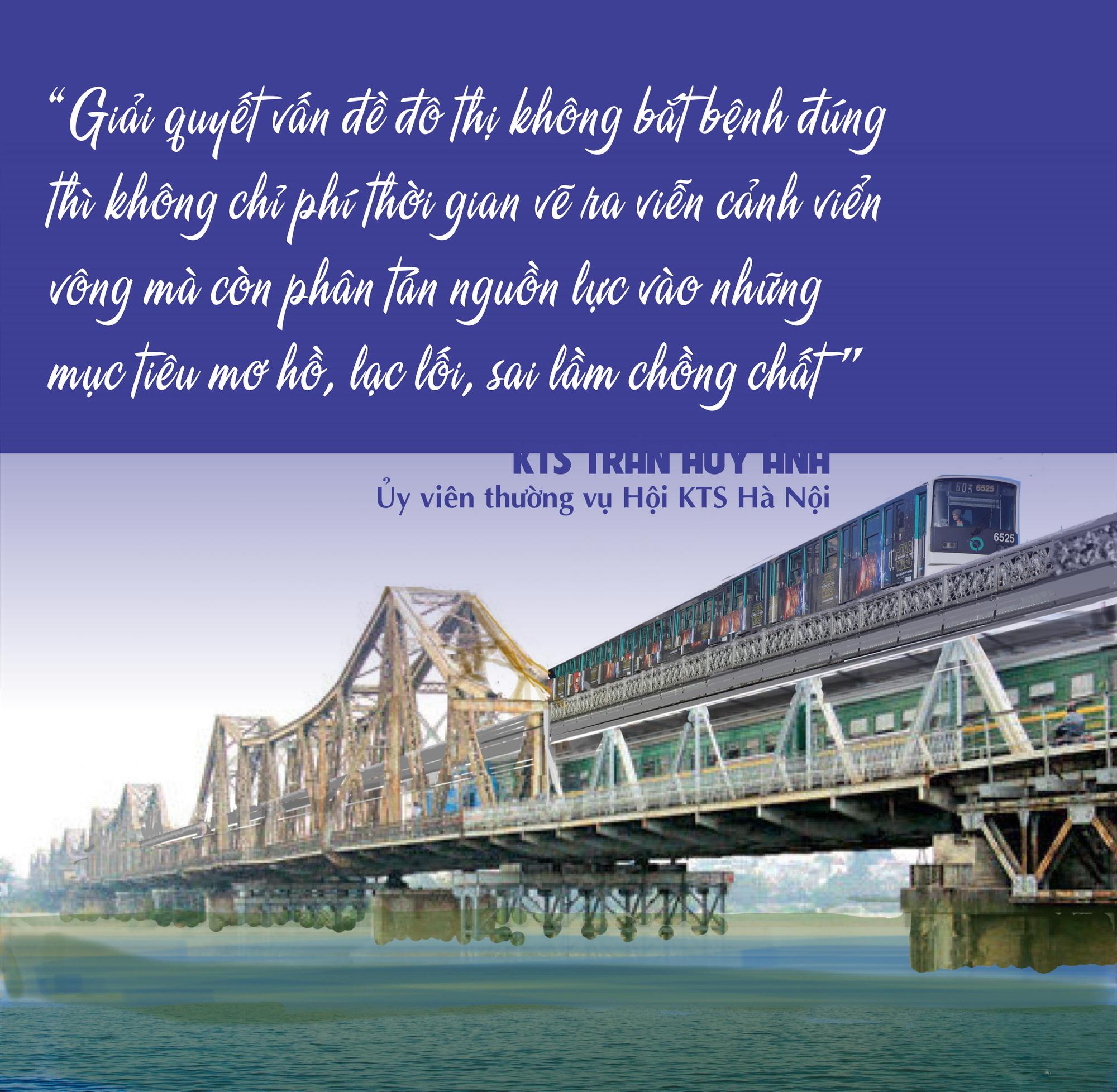 """""""Giải cứu"""" cầu Long Biên và ý tưởng làm giàu từ những cầu cầu của Hà Nội - Ảnh 4."""