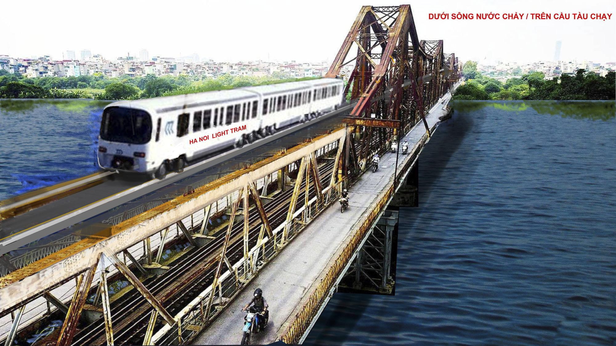 """""""Giải cứu"""" cầu Long Biên và ý tưởng làm giàu từ những cầu cầu của Hà Nội - Ảnh 17."""
