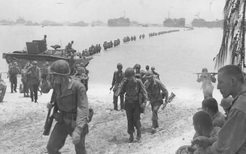 Phát xít Nhật tử thủ, 55.000 người bỏ mạng tại đảo Saipan - Ảnh 3.