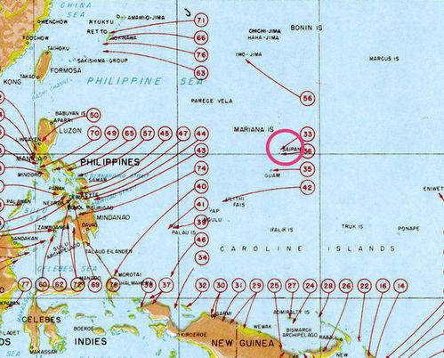 Phát xít Nhật tử thủ, 55.000 người bỏ mạng tại đảo Saipan - Ảnh 2.