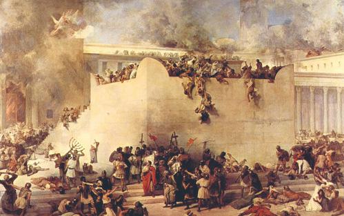 4 chiến dịch hãm thành đẫm máu nhất lịch sử cổ đại: Trận chiến 50 triệu người chết - Ảnh 1.