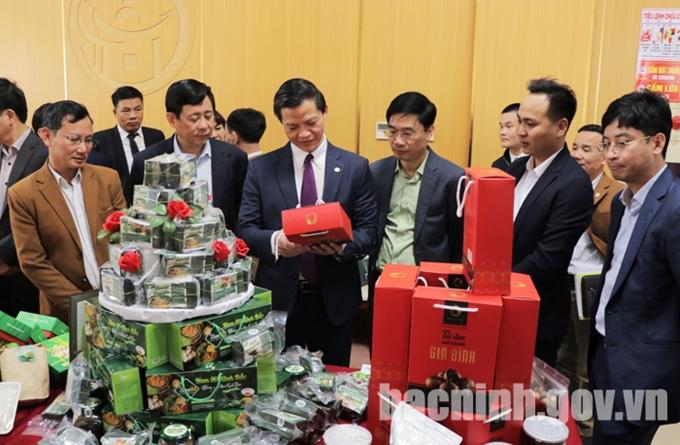 Chi tiết 81 nông sản mới được tỉnh Bắc Ninh được công nhận vào danh mục OCOP