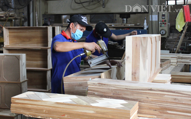 Tập đoàn cao su VRG cho biết sẽ tập trung vào dòng sản phẩm gỗ tinh chế thay vì chỉ sản xuất, xuất khẩu các sản phẩm gỗ thô