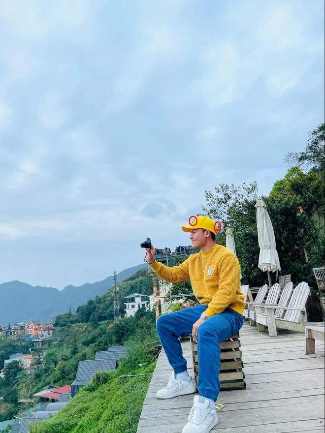 Lộ diện bạn gái mới của Quang Hải: Cuốn hút hơn cả Huỳnh Anh - Ảnh 2.