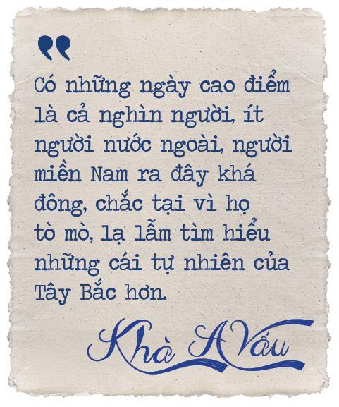 """Dân Việt trò chuyện:Khà A Vấu - vinh danh """"Thiên đường mây"""" trên """"Miền đất lửa"""" - Ảnh 7."""