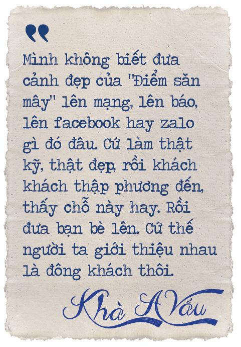"""Dân Việt trò chuyện:Khà A Vấu - vinh danh """"Thiên đường mây"""" trên """"Miền đất lửa"""" - Ảnh 12."""