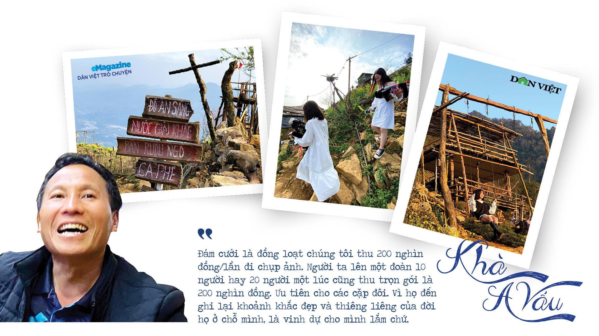 """Dân Việt trò chuyện:Khà A Vấu - vinh danh """"Thiên đường mây"""" trên """"Miền đất lửa"""" - Ảnh 14."""