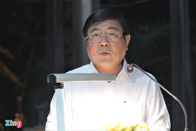 Chủ tịch Nguyễn Thành Phong: Sẽ vận hành tuyến metro số 1 vào năm 2022 - Ảnh 1.