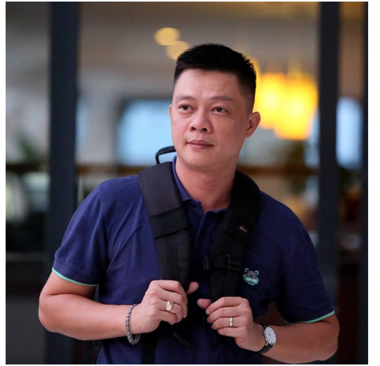 """BTV Quang Minh """"ông bố đông con nhất VTV"""": """"Vợ chồng lục đục suốt ngày vì chuyện con cái"""" - Ảnh 1."""