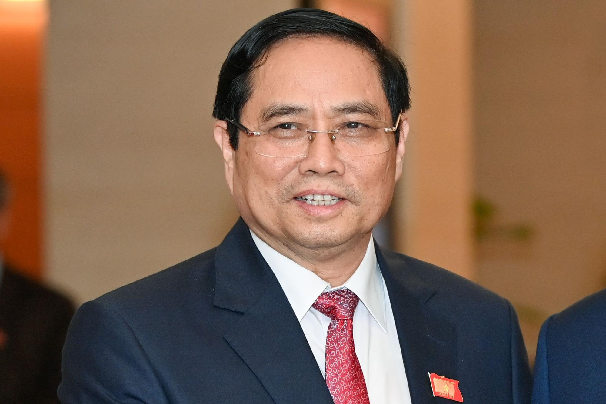 Trưởng Ban Tổ chức T.Ư Phạm Minh Chính tuyên thệ nhậm chức Thủ tướng Chính phủ - Ảnh 1.
