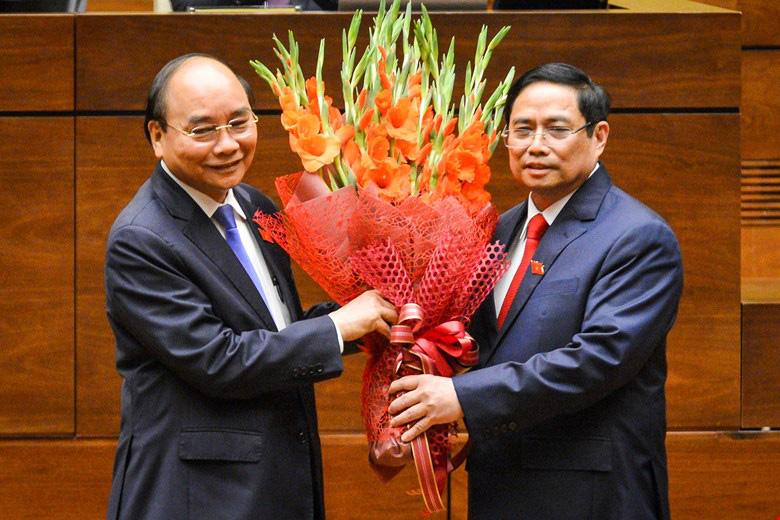 Thủ tướng Phạm Minh Chính và điều khác biệt lớn nhất so với những Thủ tướng tiền nhiệm - Ảnh 1.