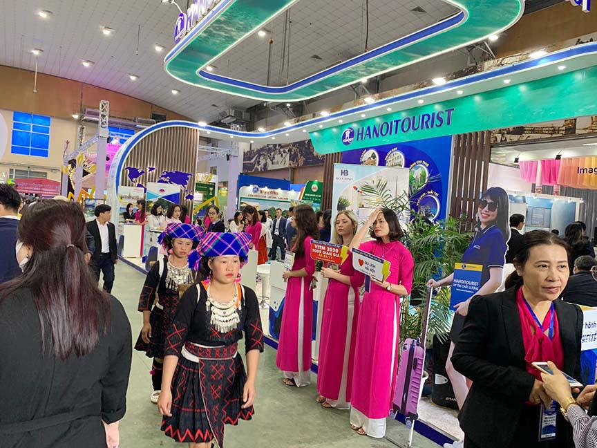 """Khởi động """"Hội chợ Du lịch quốc tế Việt Nam – VITM Hà Nội 2021"""" - Ảnh 1."""
