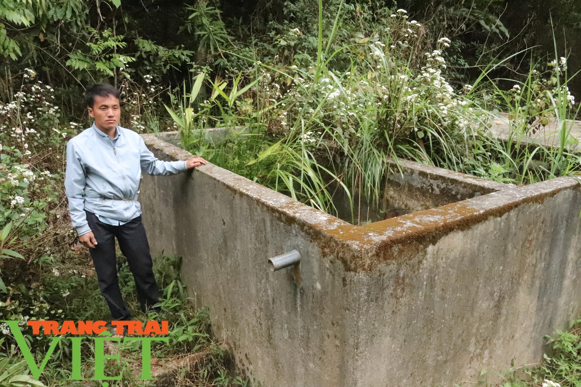 Vụ bán nguồn nước ở Bắc Yên: Bán cả trâu, bò, tích góp gần 2 năm mới trả nợ xong - Ảnh 6.