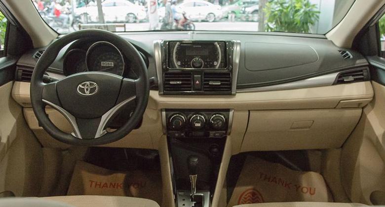 Toyota Vios 2018 cũ giá bán hiện tại bao nhiêu? - Ảnh 5.