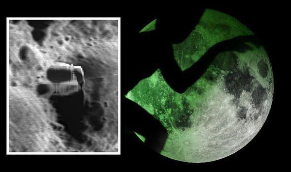 Sốc: Phát hiện thành phố của người ngoài hành tinh trên Mặt Trăng - Ảnh 1.