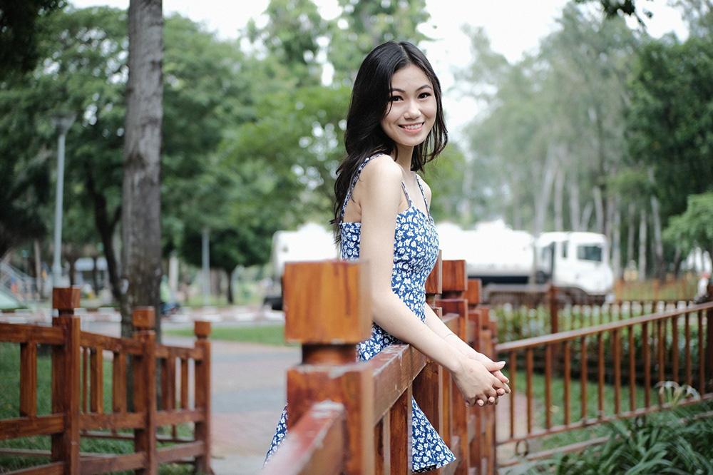 Nữ sinh 18 tuổi xinh đẹp có 2 nghiên cứu được đăng tạp chí quốc tế - Ảnh 1.
