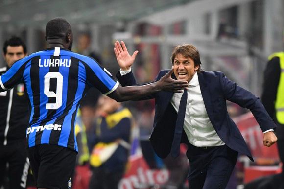 Conte đang có mùa giải thành công cùng Inter Milan.