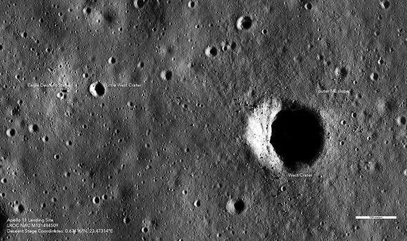 Sốc: Phát hiện thành phố của người ngoài hành tinh trên Mặt Trăng - Ảnh 4.