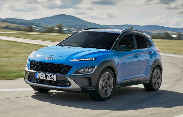 Hyundai Kona 2021 nâng cấp khủng, tràn ngập công nghệ, giá ngỡ ngàng khi về Việt Nam - Ảnh 6.