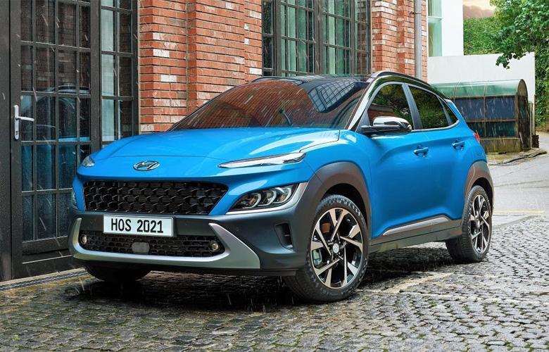 Hyundai Kona 2021 nâng cấp khủng, tràn ngập công nghệ, giá ngỡ ngàng khi về Việt Nam - Ảnh 8.