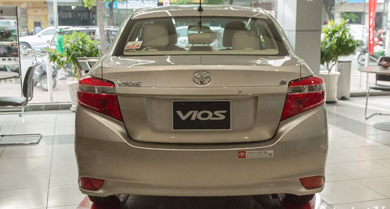 Toyota Vios 2018 cũ giá bán hiện tại bao nhiêu? - Ảnh 4.