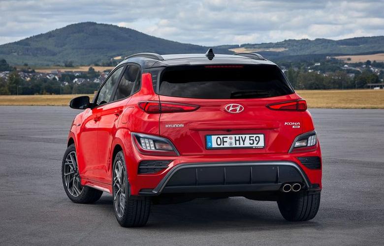 Hyundai Kona 2021 nâng cấp khủng, tràn ngập công nghệ, giá ngỡ ngàng khi về Việt Nam - Ảnh 27.