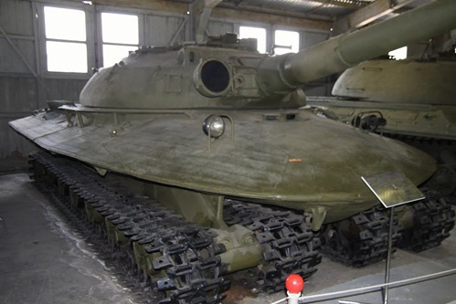 Object 279: Chiếc xe tăng chịu được bom hạt nhân nhưng yểu mệnh của Liên Xô - Ảnh 2.