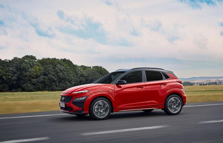 Hyundai Kona 2021 nâng cấp khủng, tràn ngập công nghệ, giá ngỡ ngàng khi về Việt Nam - Ảnh 25.