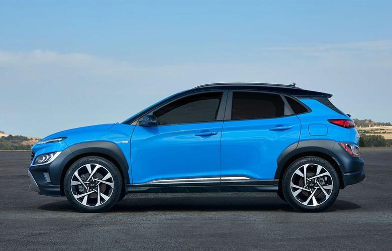 Hyundai Kona 2021 nâng cấp khủng, tràn ngập công nghệ, giá ngỡ ngàng khi về Việt Nam - Ảnh 9.