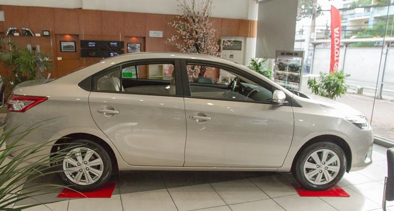 Toyota Vios 2018 cũ giá bán hiện tại bao nhiêu? - Ảnh 3.