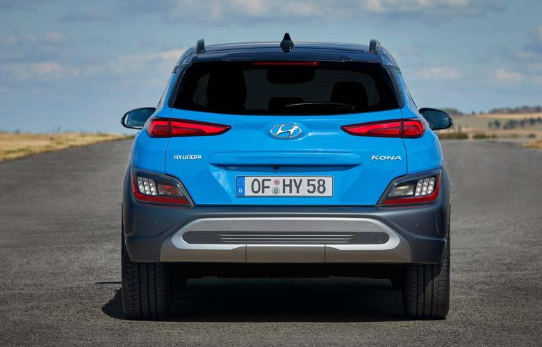 Hyundai Kona 2021 nâng cấp khủng, tràn ngập công nghệ, giá ngỡ ngàng khi về Việt Nam - Ảnh 11.