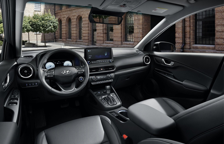 Hyundai Kona 2021 nâng cấp khủng, tràn ngập công nghệ, giá ngỡ ngàng khi về Việt Nam - Ảnh 14.