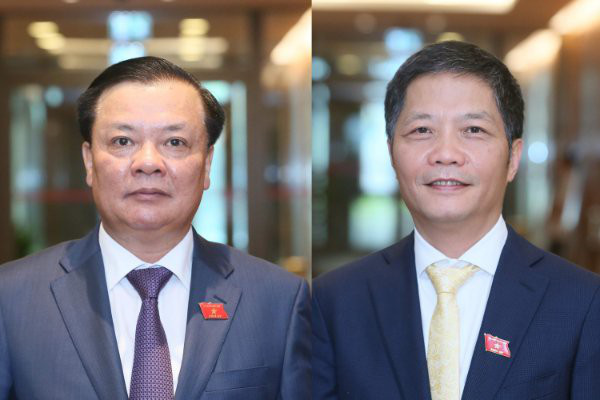 2 Ủy viên Bộ Chính trị sẽ được Thủ tướng đề nghị Quốc hội phê chuẩn miễn nhiệm chức Bộ trưởng? - Ảnh 1.