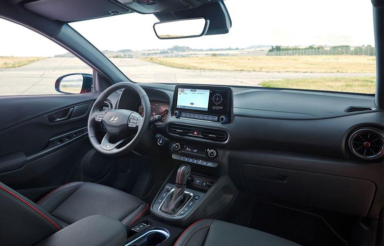 Hyundai Kona 2021 nâng cấp khủng, tràn ngập công nghệ, giá ngỡ ngàng khi về Việt Nam - Ảnh 28.