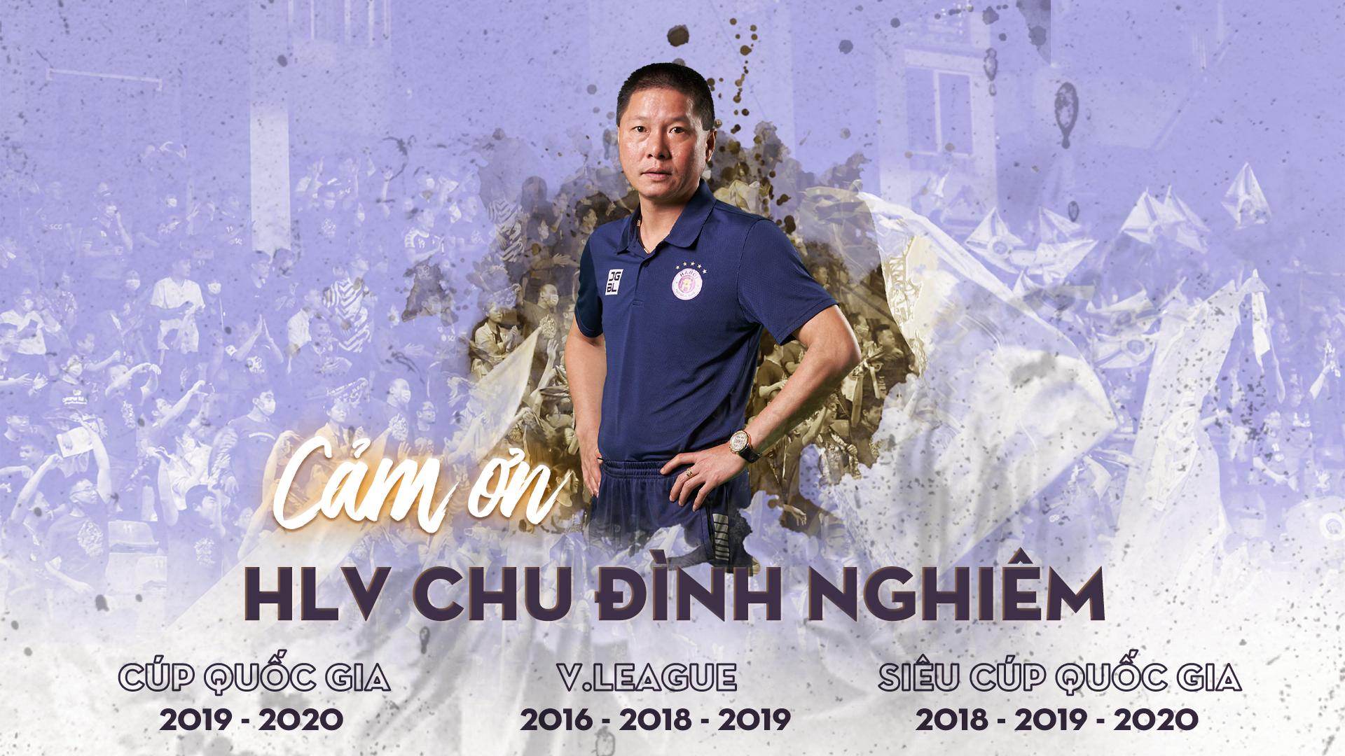 Vì sao HLV Chu Đình Nghiêm thuộc nhóm ghét nhất V.League? - Ảnh 1.