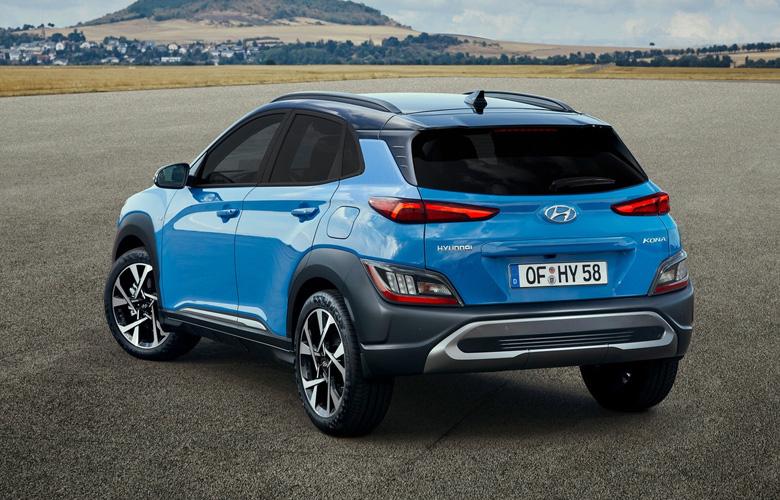 Hyundai Kona 2021 nâng cấp khủng, tràn ngập công nghệ, giá ngỡ ngàng khi về Việt Nam - Ảnh 12.