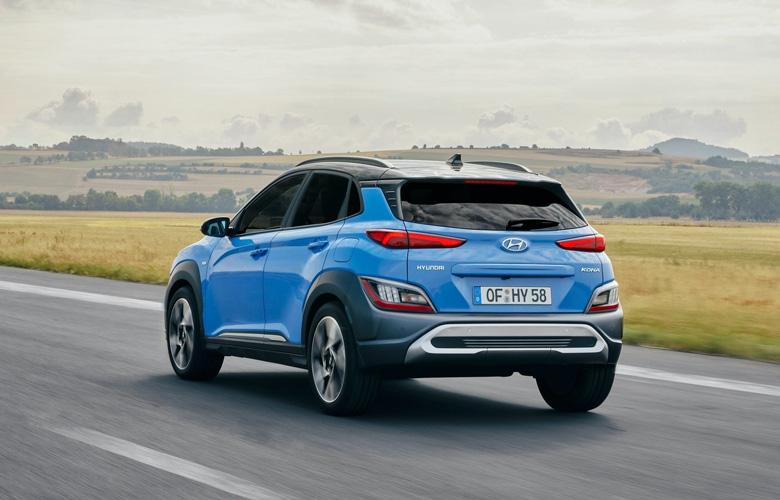 Hyundai Kona 2021 nâng cấp khủng, tràn ngập công nghệ, giá ngỡ ngàng khi về Việt Nam - Ảnh 22.
