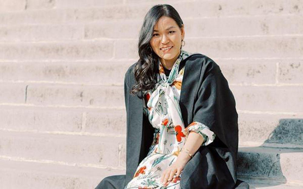 Hành trình của nữ doanh nhân 9X gốc Việt trở thành 1 trong 40 doanh nhân thành công nhất nước Anh - Ảnh 1.