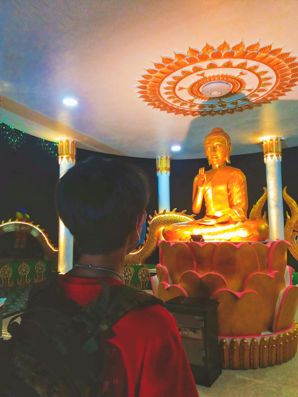 """Độc đáo ngôi chùa """"Thái Lan"""" đang sốt rần rần ở tỉnh Sóc Trăng - Ảnh 11."""