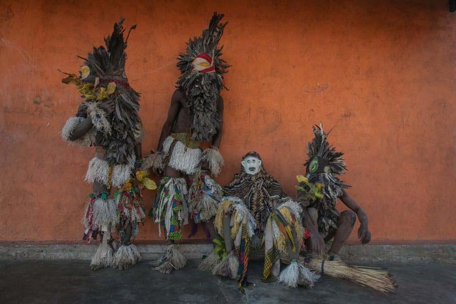 Vén bức màn bí mật của bộ tộc Chewa - Ảnh 1.