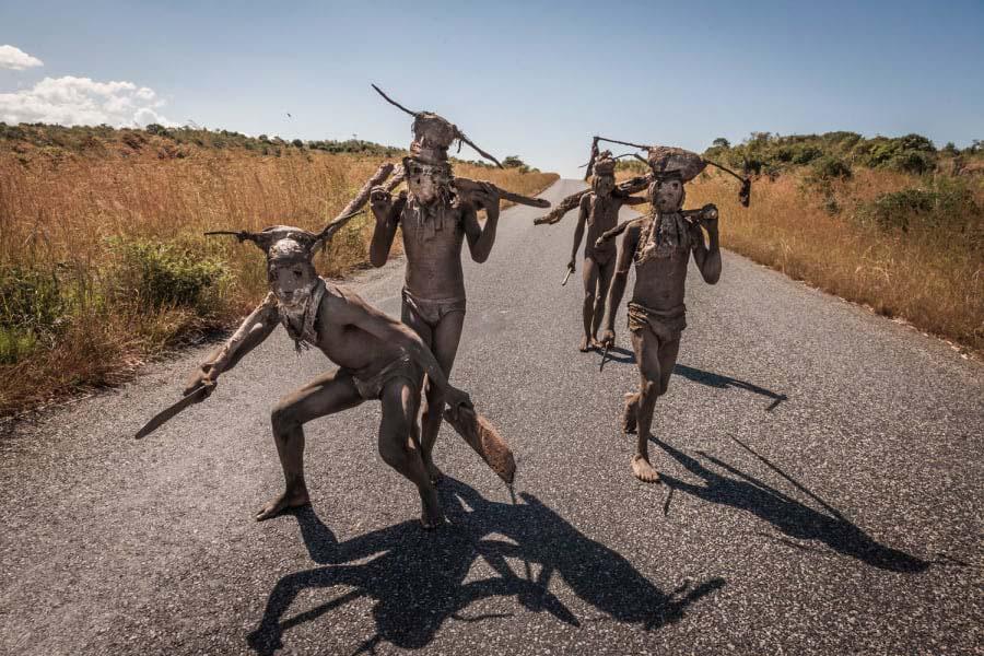 Vén bức màn bí mật của bộ tộc Chewa - Ảnh 3.