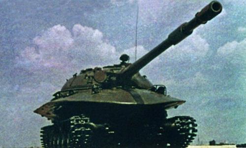 Object 279: Chiếc xe tăng chịu được bom hạt nhân nhưng yểu mệnh của Liên Xô - Ảnh 1.