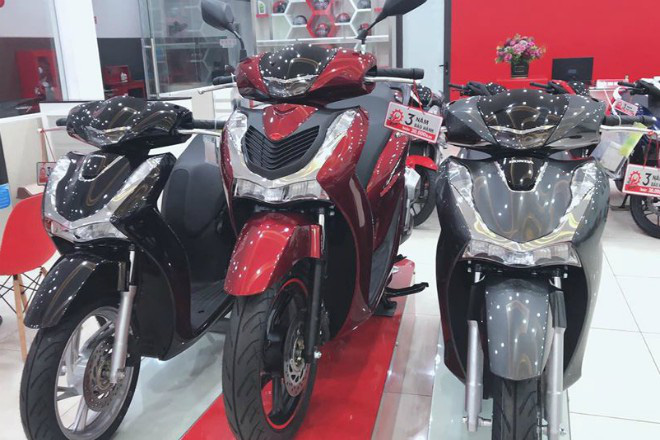 Choáng với giá bán Honda SH tháng 4, người Việt nghĩ gì? - Ảnh 2.
