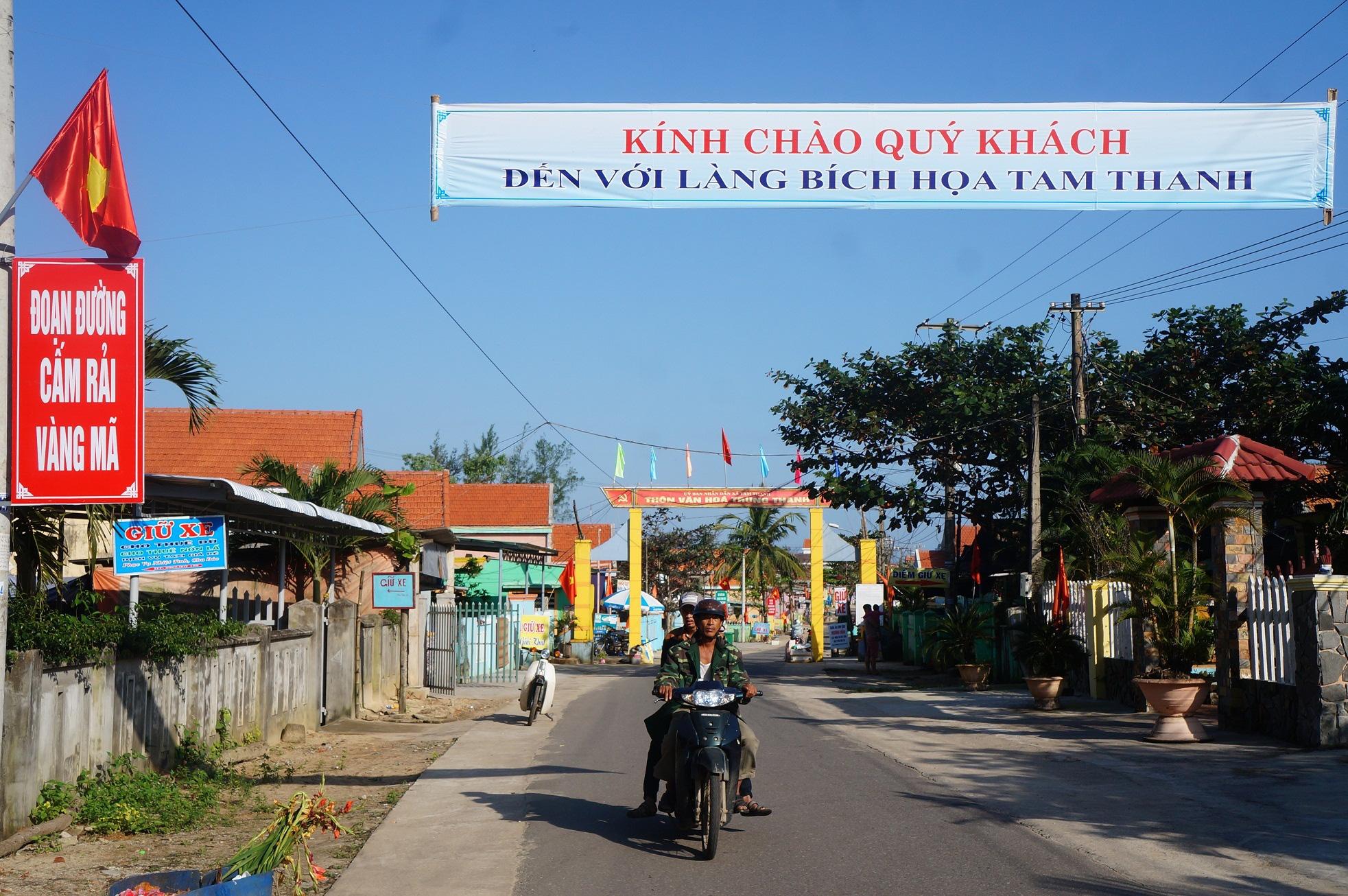 Quảng Nam: Thành phố Tam Kỳ đạt chuẩn Nông thôn mới, dân vùng nông thôn có thu nhập gần 54 triệu đồng/năm - Ảnh 4.