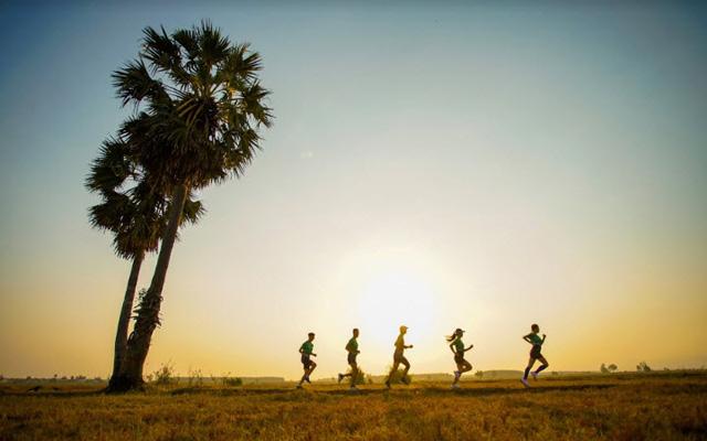 Sẽ có khoảng 3.000 người tham gia giải chạy BaDen Moutain Marathon 2021