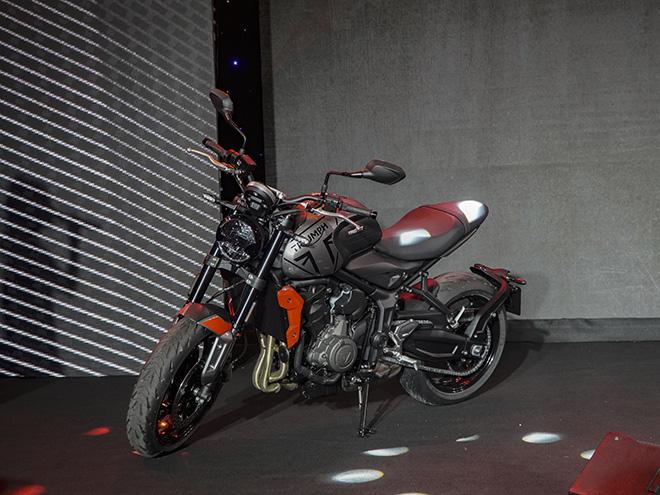 Triumph Trident 660 2021