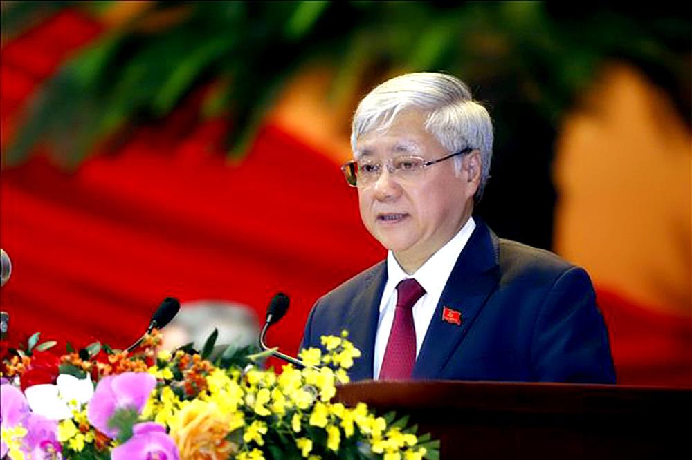 Nguyên Bộ trưởng Đỗ Văn Chiến giữ chức vụ mới - Ảnh 1.