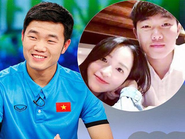 Chuyện tình đầy sóng gió của Lương Xuân Trường và bạn gái - Ảnh 6.
