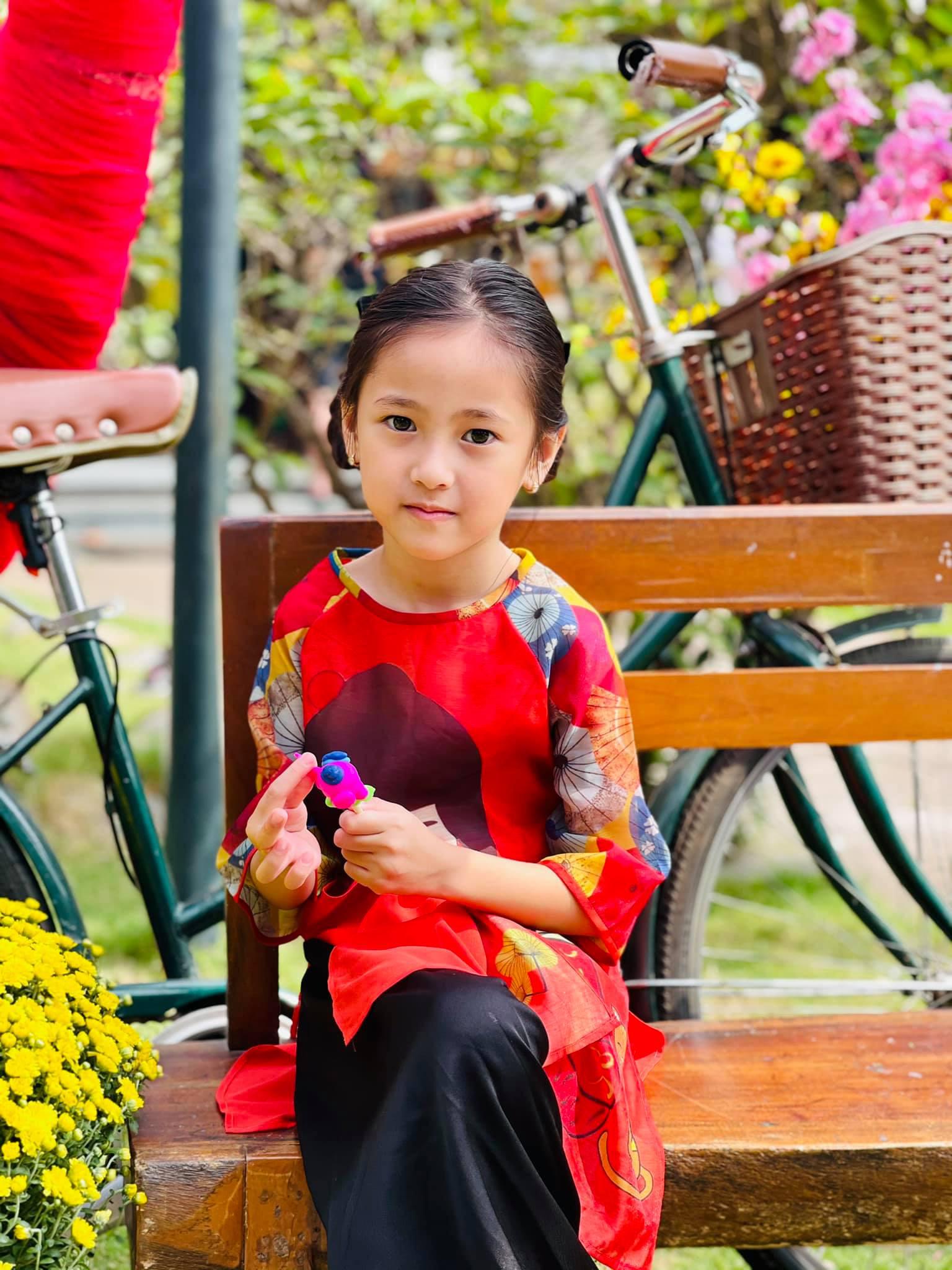 """Con gái của Hà Kiều Anh xinh chuẩn """"đại mỹ nhân tương lai"""" khiến Mai Phương Thúy ngưỡng mộ - Ảnh 9."""
