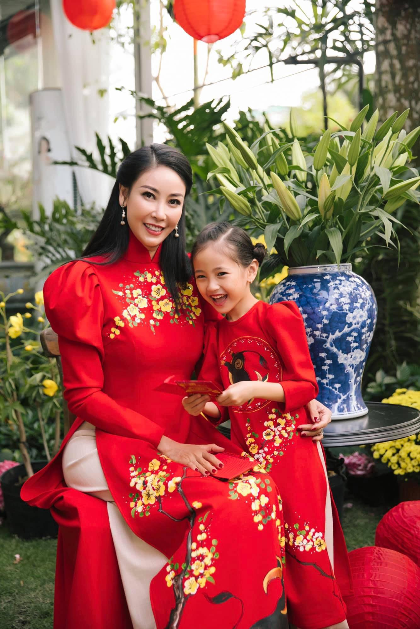 """Con gái của Hà Kiều Anh xinh chuẩn """"đại mỹ nhân tương lai"""" khiến Mai Phương Thúy ngưỡng mộ - Ảnh 7."""